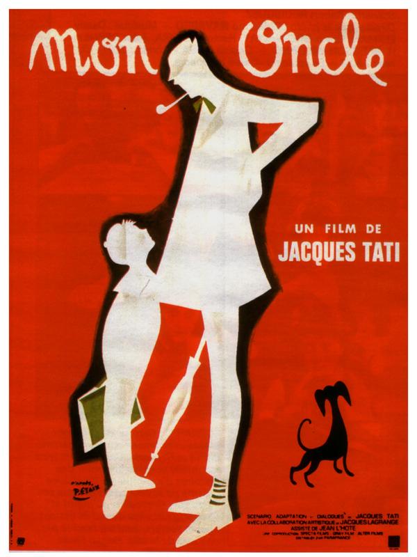 Mon Oncle | Tati, Jacques (Réalisateur)