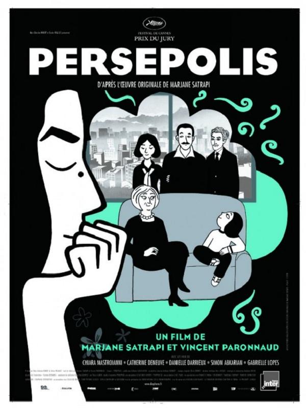 Persepolis | Satrapi, Marjane (Réalisateur)
