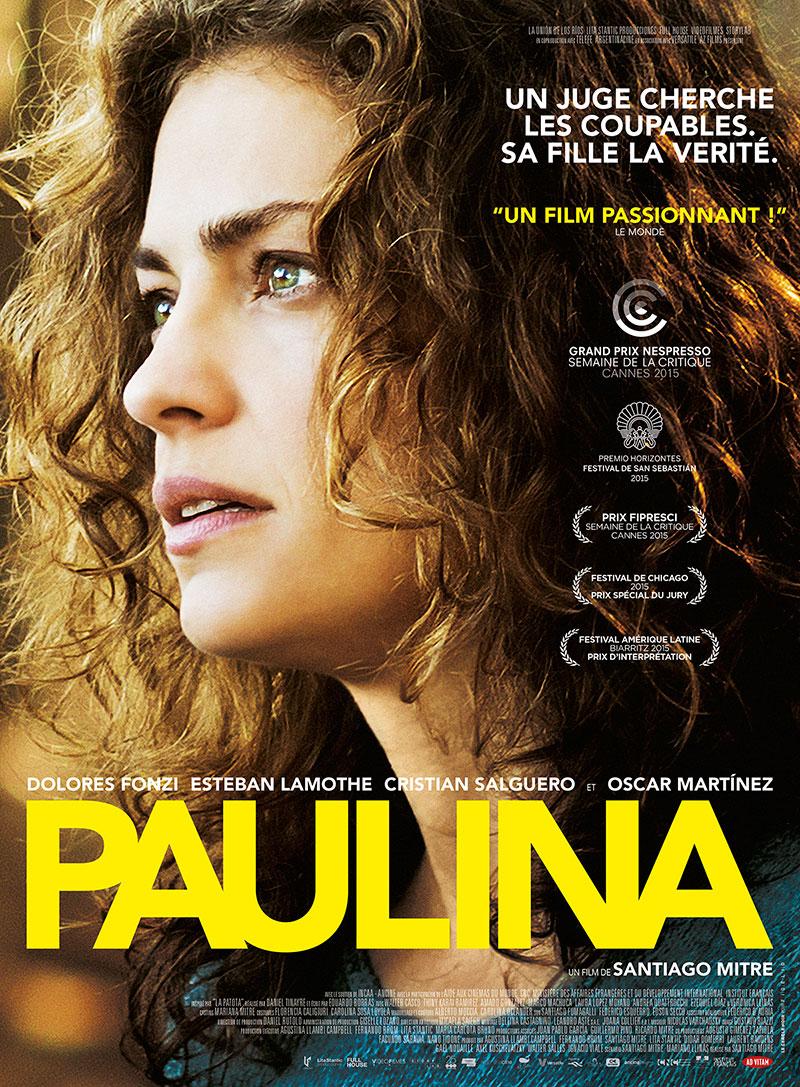 Paulina | Mitre, Santiago (Réalisateur)