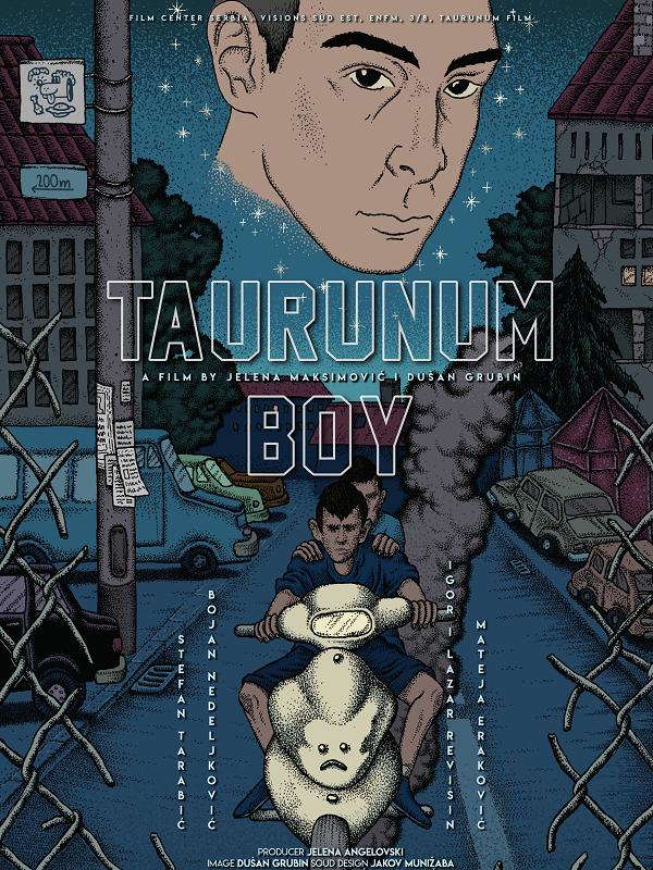 Taurunum Boy | Maksimović, Jelena (Réalisateur)