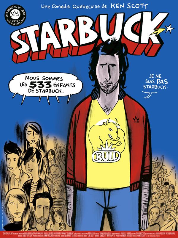 Starbuck | Scott, Ken (Réalisateur)