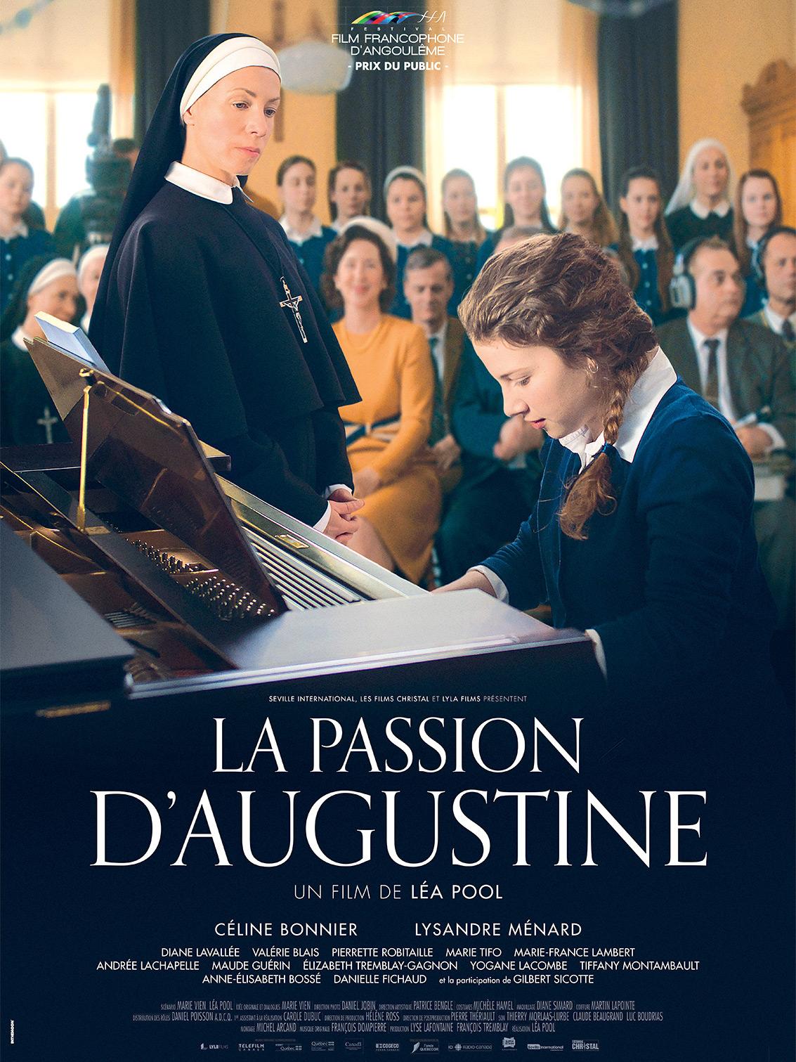 """Afficher """"La Passion d'Augustine"""""""