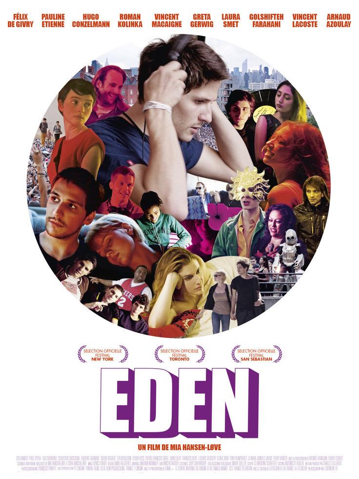 Eden | Hansen-Løve, Mia (Réalisateur)