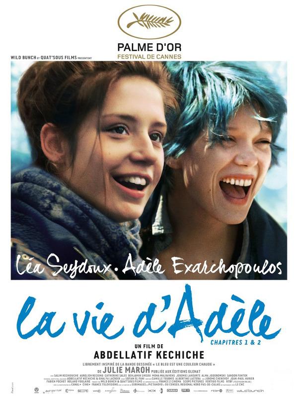 Film Fest Gent - La Vie d'Adèle - Chapitres 1 & 2