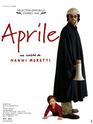 Aprile | Moretti, Nanni (Réalisateur)
