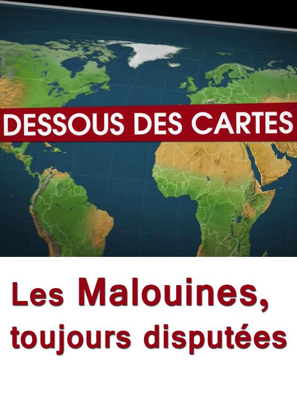 Dessous des cartes - Les Malouines, toujours disputées | Victor, Jean-Christophe (Réalisateur)