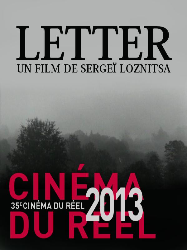 Letter | Loznitsa, Sergei (Réalisateur)