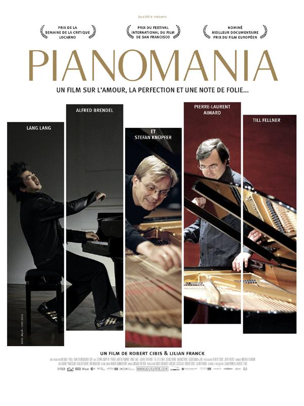 Pianomania | Cibis, Robert (Réalisateur)