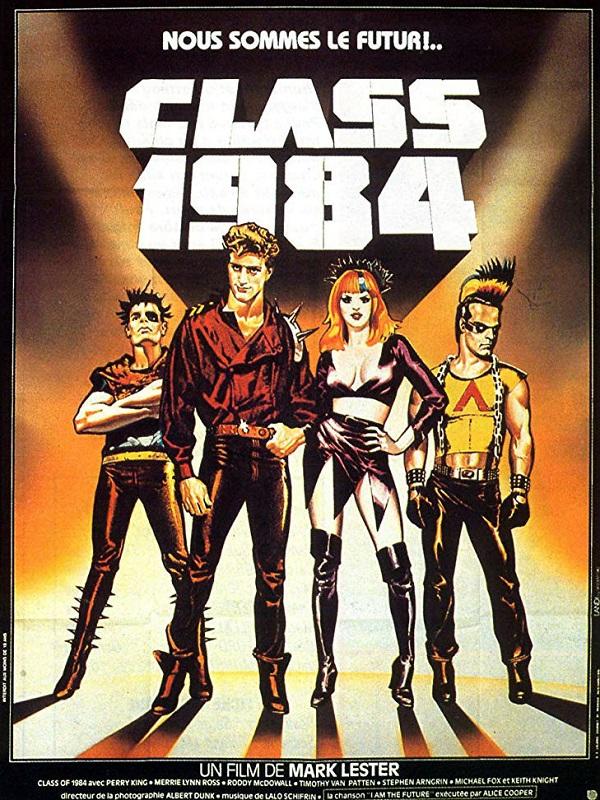 Class 1984 | Lester, Mark L. (Réalisateur)