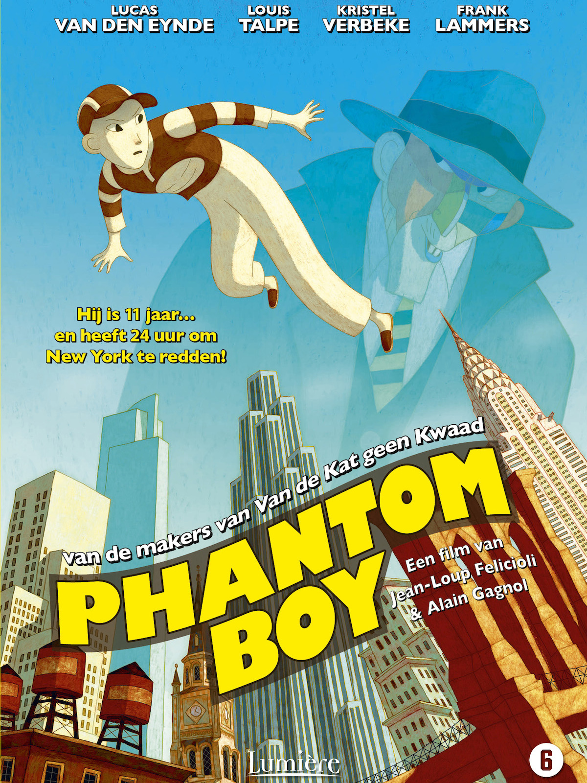 Film Fest Gent Phantom Boy