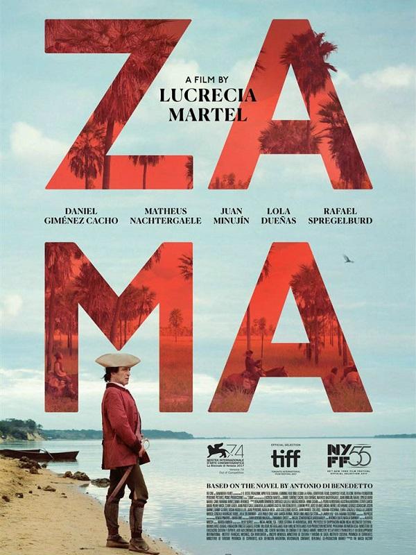 Zama | Martel, Lucrecia (Réalisateur)