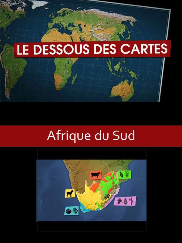 Le dessous des cartes - L'Afrique du sud | Jomier, Alain (Réalisateur)