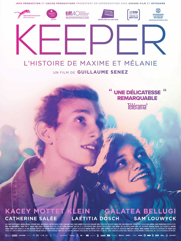 Film Fest Gent Keeper