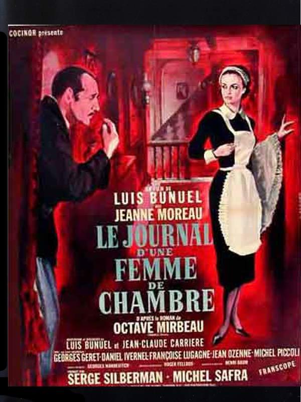 Le journal d'une femme de chambre | Buñuel, Luis (Réalisateur)