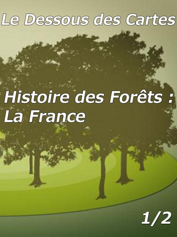 Dessous des Cartes - Histoire des Forêts : La France 1/2 | Victor, Jean-Christophe (Réalisateur)