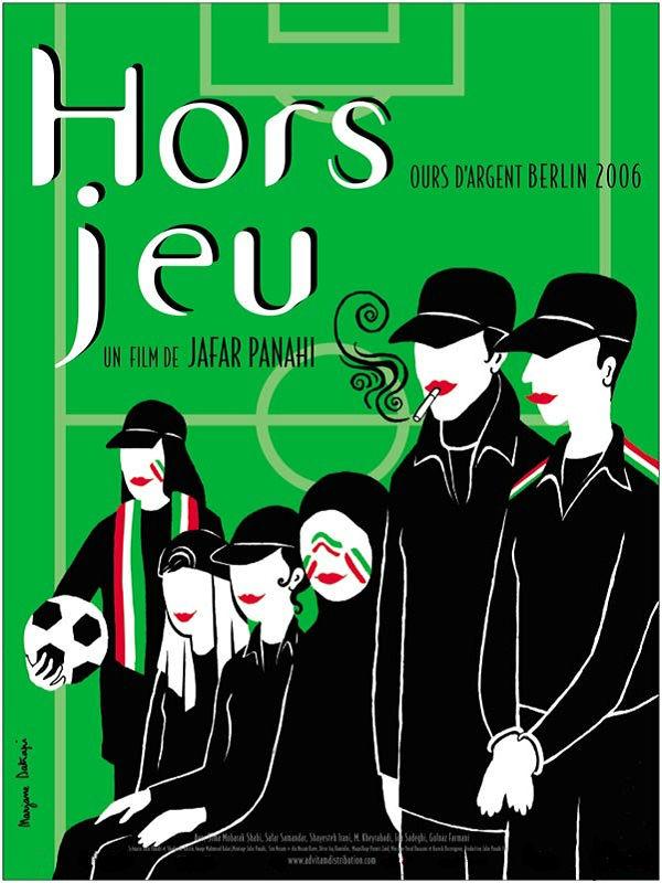 Hors-jeu | Panahi, Jafar (Réalisateur)