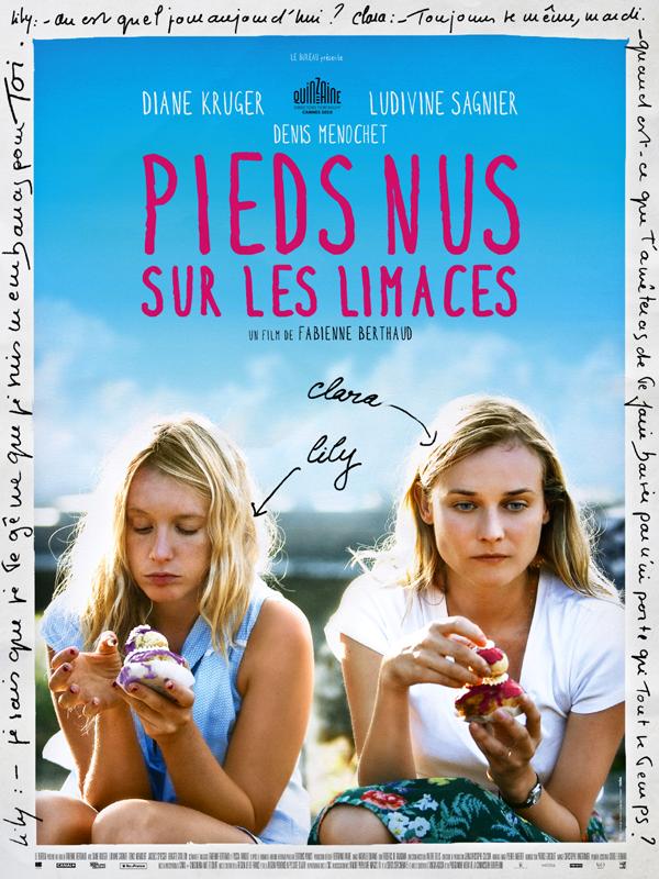 Pieds nus sur les limaces | Berthaud, Fabienne (Réalisateur)
