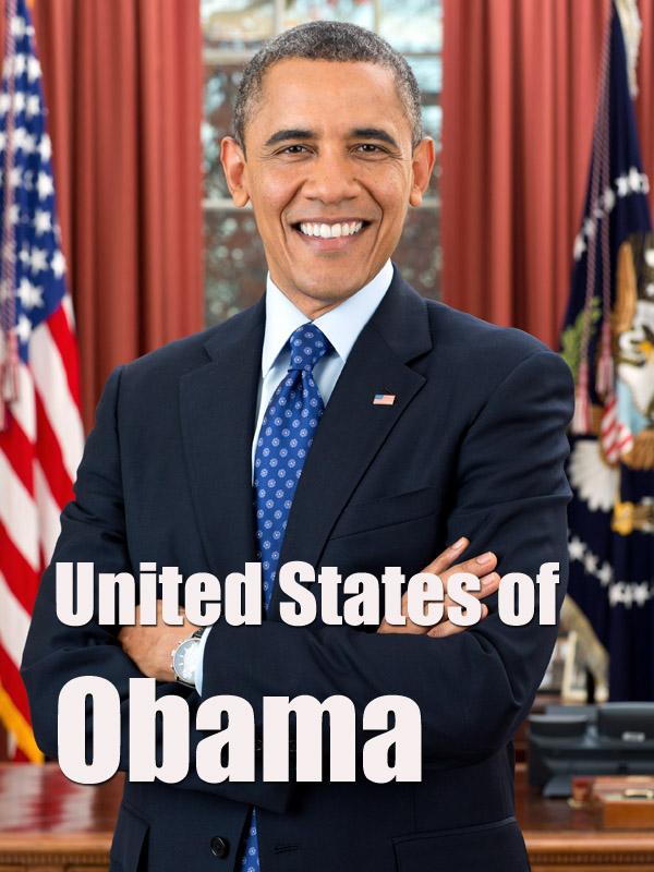 United States of Obama   Leconte, Emmanuel (Réalisateur)
