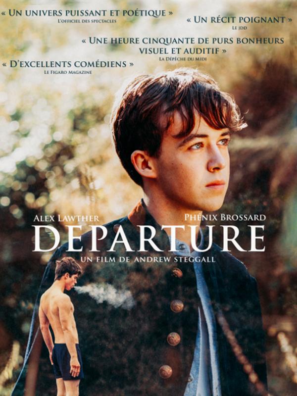Departure   Steggall, Andrew (Réalisateur)