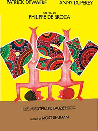 Psy | de Broca, Philippe (Réalisateur)