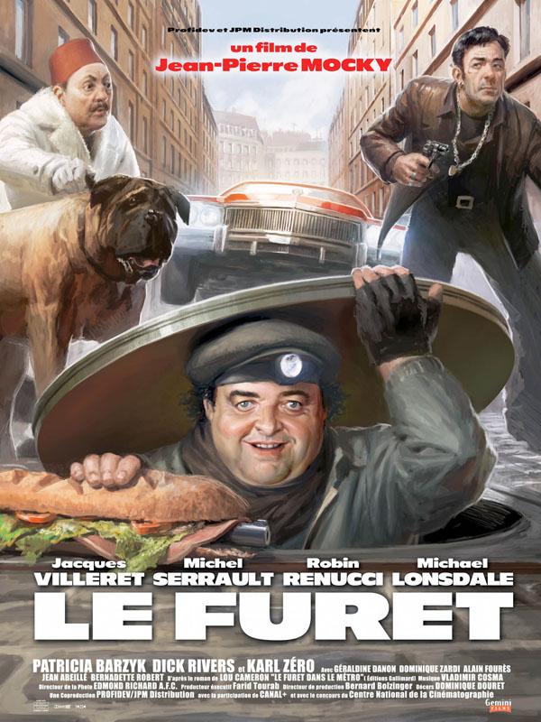 Le Furet | Mocky, Jean-Pierre (Réalisateur)