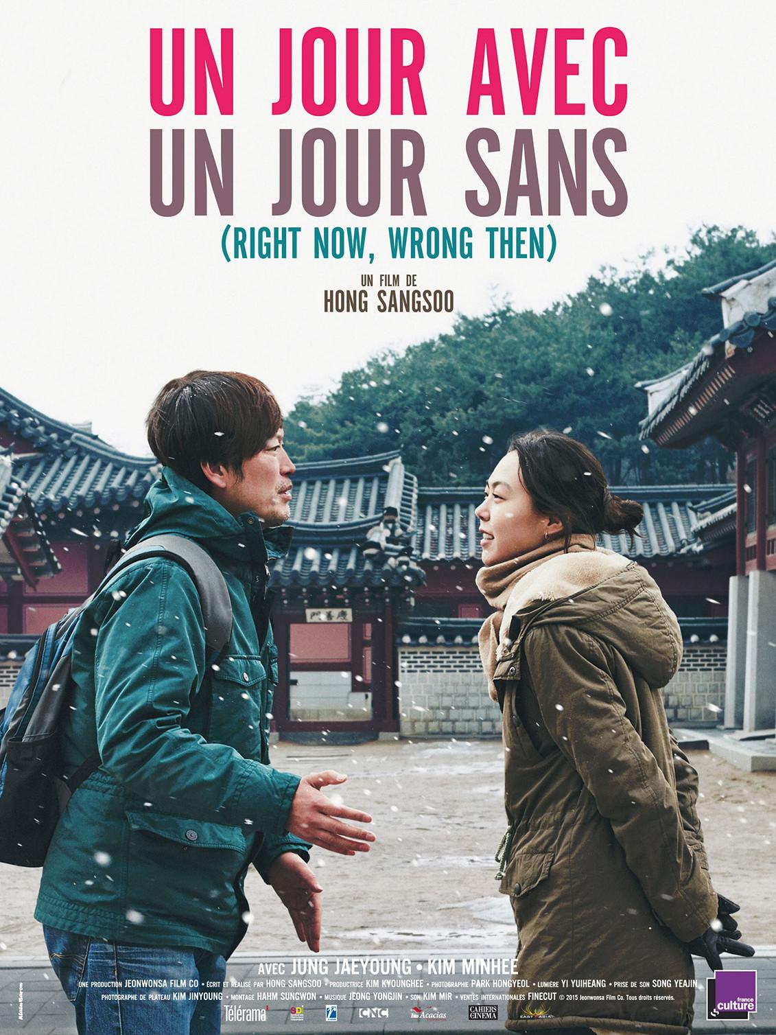 Un jour avec, un jour sans | HONG, Sangsoo (Réalisateur)