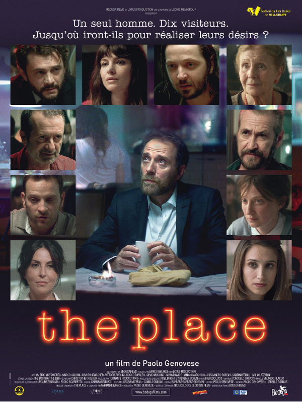 The Place | Genovese, Paolo (Réalisateur)