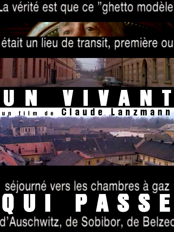 Un vivant qui passe | Lanzmann, Claude (Réalisateur)