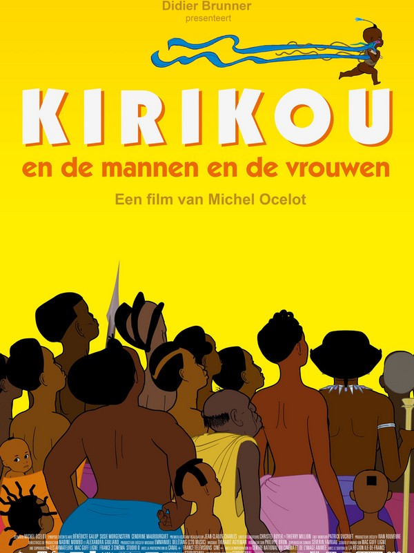 Film Fest Gent Kirikou en de Mannen en de Vrouwen