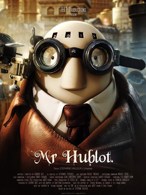 Mr Hublot | Witz, Laurent (Réalisateur)