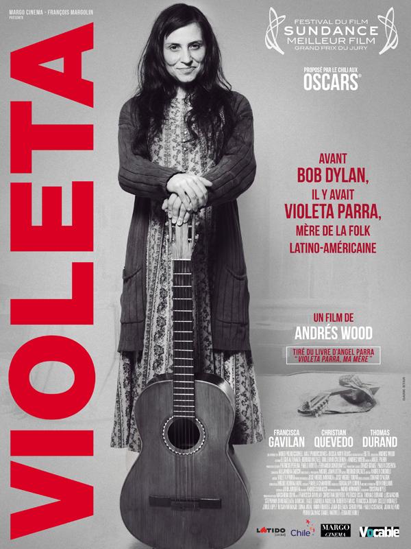 Violeta | Wood, Andrès (Réalisateur)