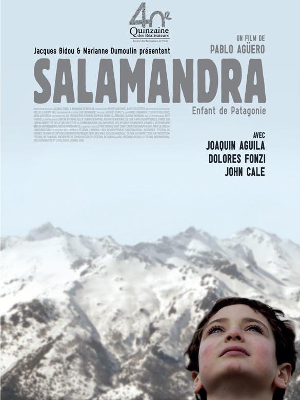 "Afficher ""Salamandra"""