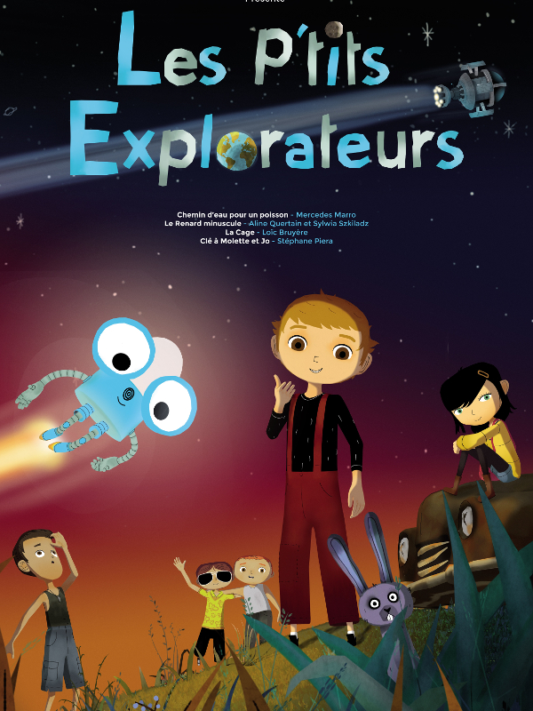 Les P'tits explorateurs |