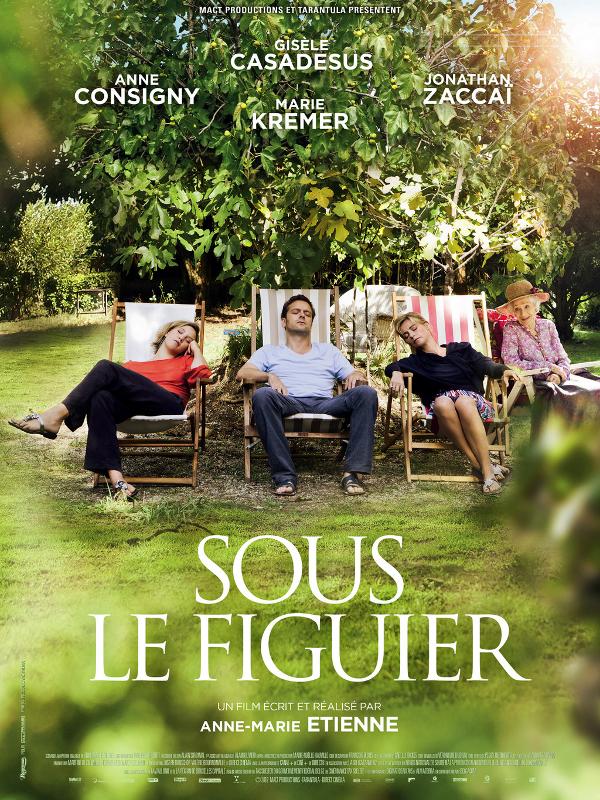 Sous le figuier | Etienne, Anne-Marie (Réalisateur)