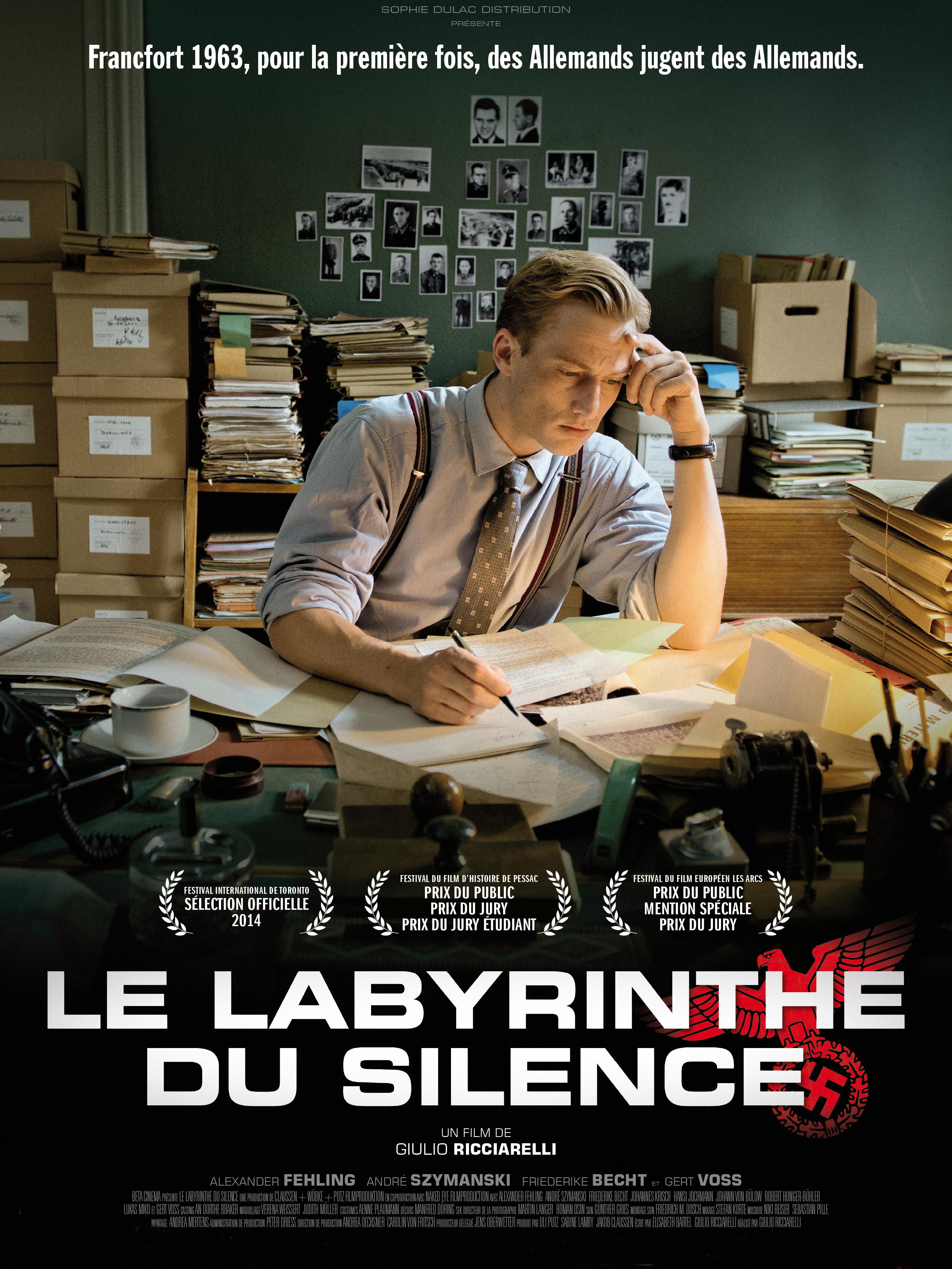 Le Labyrinthe du silence | Ricciarelli, Giulio (Réalisateur)