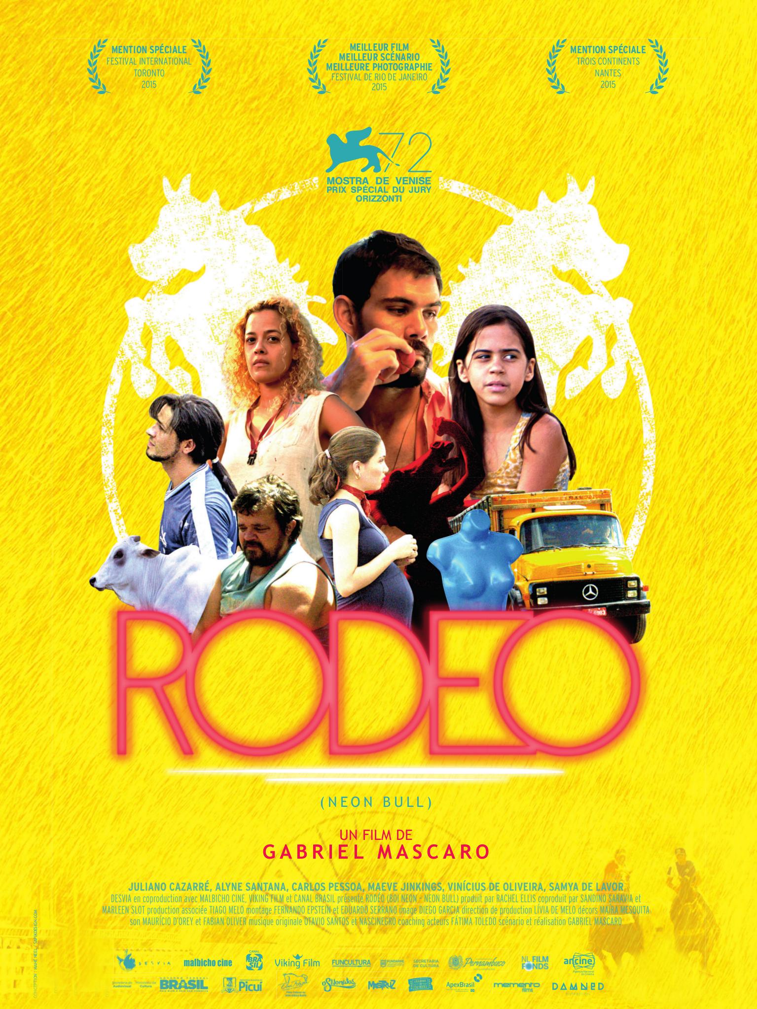 Rodéo | Mascaro, Gabriel (Réalisateur)