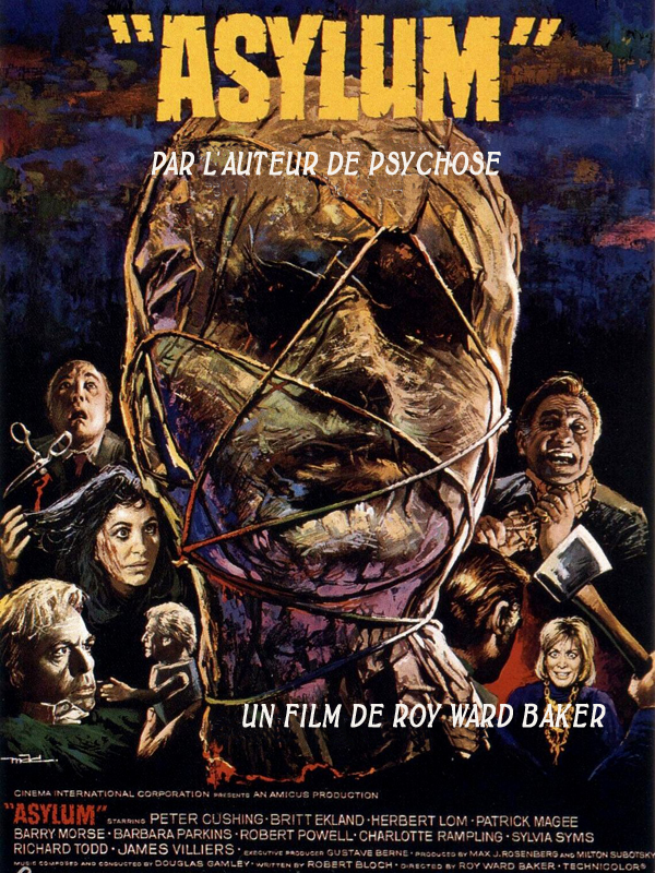 Asylum | Baker, Roy Ward (Réalisateur)
