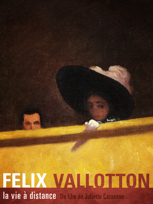 Felix Vallotton, la vie à distance |