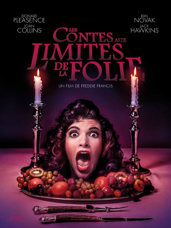 Les Contes aux limites de la folie | Francis, Freddie (Réalisateur)