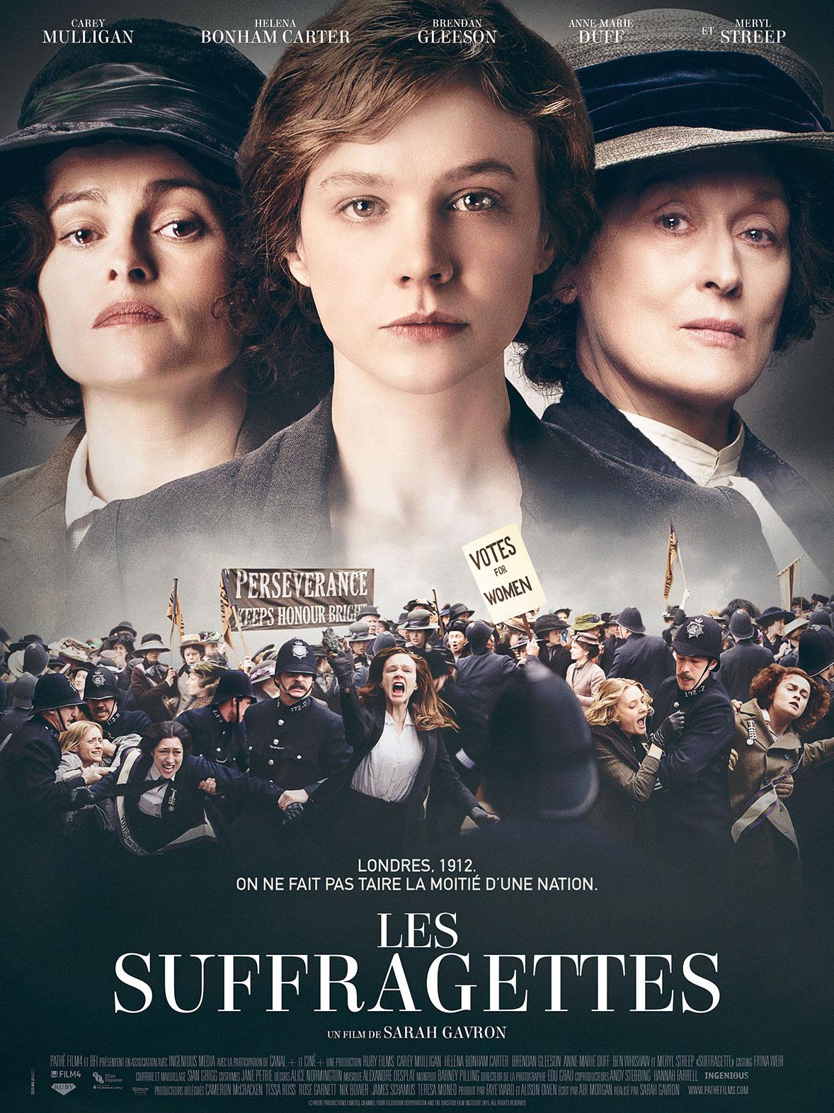 """Afficher """"Les Suffragettes"""""""