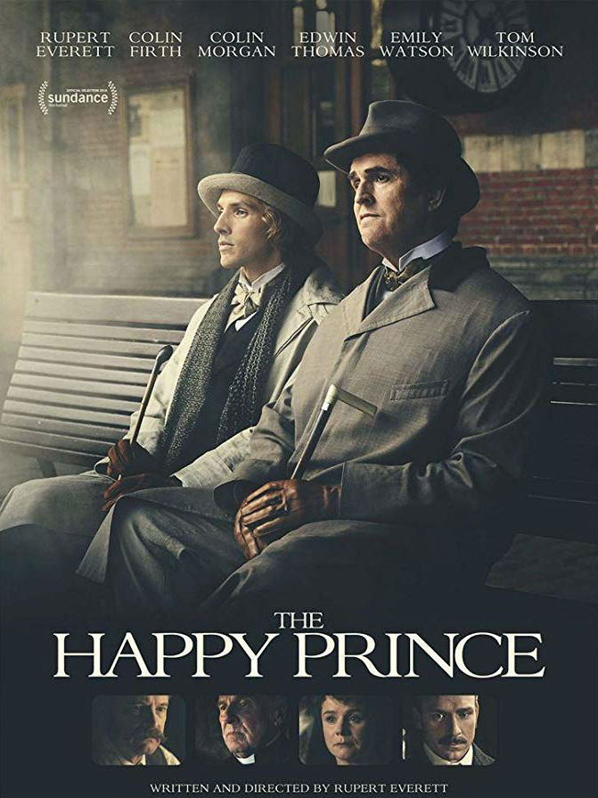 The Happy Prince | Everett, Rupert (Réalisateur)