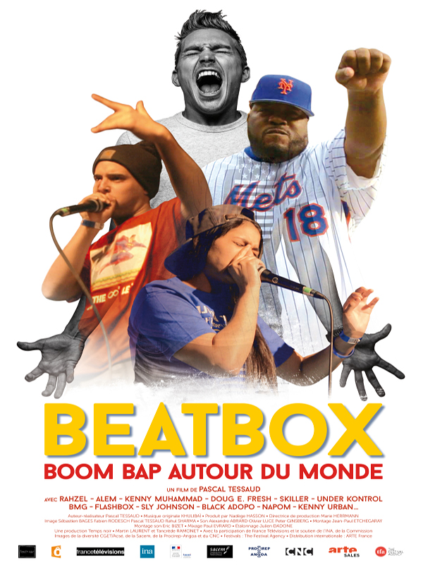 Beatbox, boom bap around the world | Tessaud, Pascal (Réalisateur)