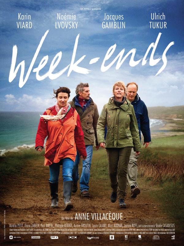 Week-ends | Villacèque, Anne (Réalisateur)