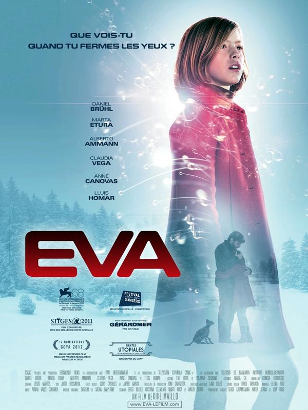 Eva | Maíllo, Kike (Réalisateur)