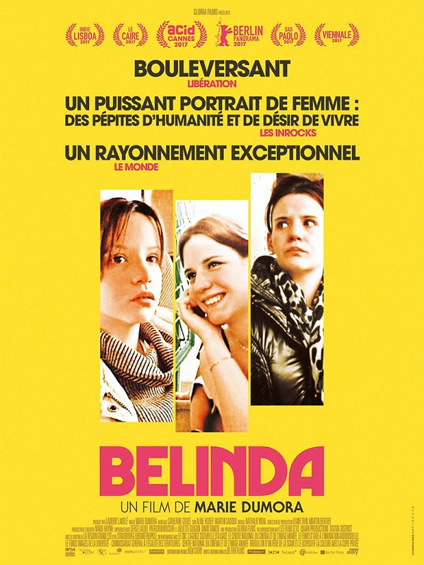Belinda | Dumora, Marie (Réalisateur)