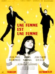 Une femme est une femme | Godard, Jean-Luc (Réalisateur)