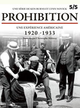Prohibition - épisode 5/5 | Novick, Lynn (Réalisateur)