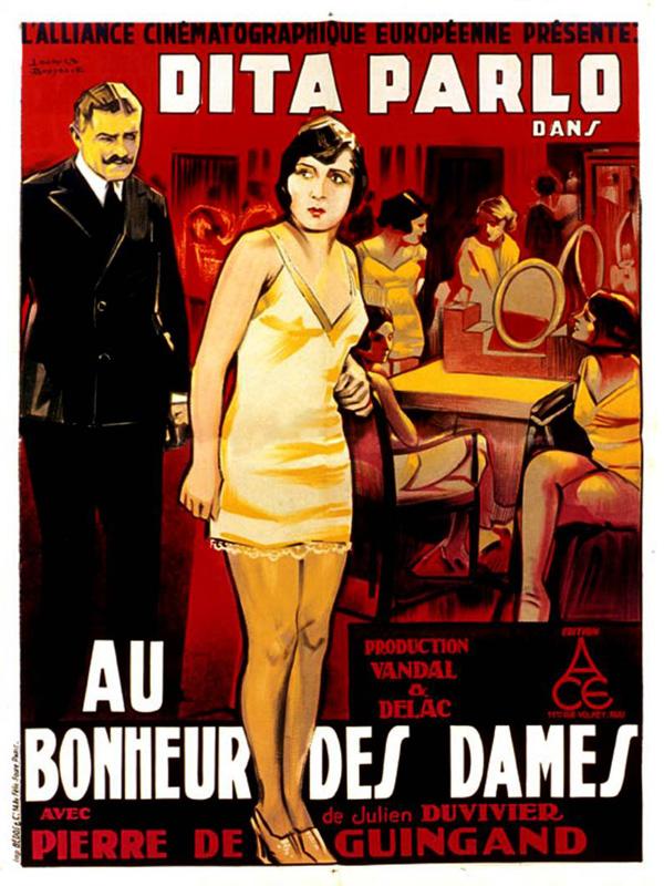 Au bonheur des dames | Duvivier, Julien (Réalisateur)