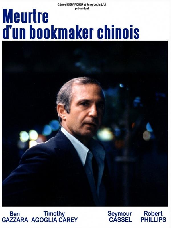 Meurtre d'un bookmaker chinois | Cassavetes, John (Réalisateur)