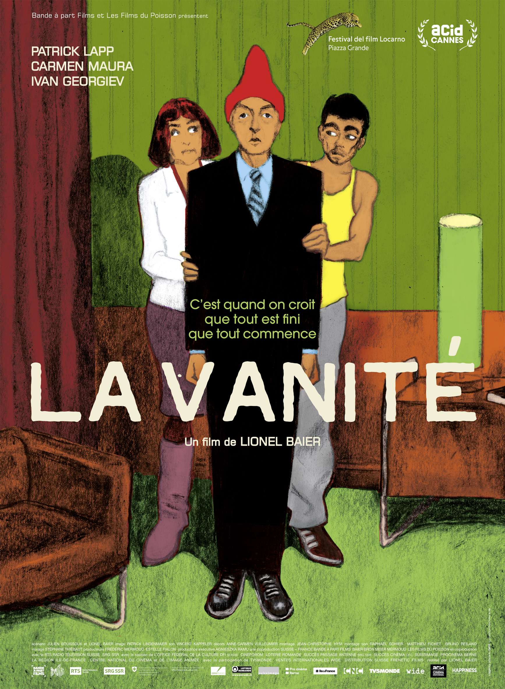 La Vanité | Baier, Lionel (Réalisateur)